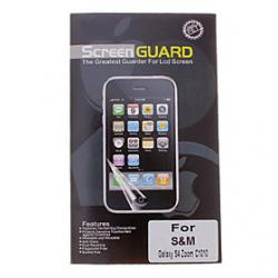 Cheap Professional Clear Anti-Glare LCD Screen Guard Protector for Samsung Galaxy S4 Zoom C1010