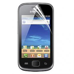 Low Price on PET Material Samsung Screen Protecter for S5660(Transparent Film)