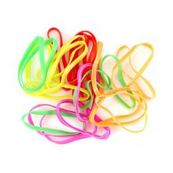 Cheap Loom Bands Big Size Multicolor Rubber Band D For Kids (25 pcs)