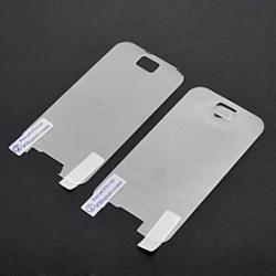 Low Price on 2 Pcs HD LCD Screen Protector for Samsung Galaxy ACE S5830