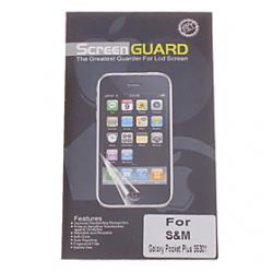 Cheap Professional Clear Anti-Glare LCD Screen Guard Protector for Samsung Galaxy Pocket Plus S5301