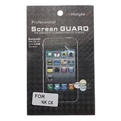 Cheap Professional Screen Guard for Nokia C6