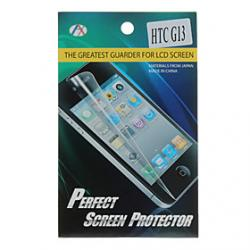 Cheap Clear Screen protector Film for HTC Wildfire S G13