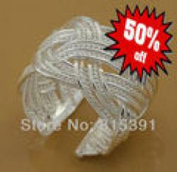 Low Price on Sale-GY-PR175 Big sale Special Offers 925 silver Fashion jewelry wholesale 925 Silver Ring azfa jqma shva