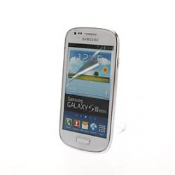 Cheap Ultra Clear Screen Protector for Samsung Galaxy S4 Mini I9190