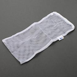 Cheap Zip Mesh Bag for Fish (White)