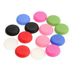 Cheap 2 Thumb Stick TPU Caps Grips for PS4 Controller