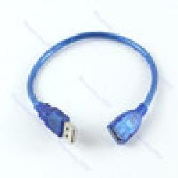 Cheap USB 2.0 A Female To A Male Extension Cable Cord