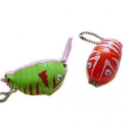Cheap Cartoon Fish Nail Clipper(Random Colors)