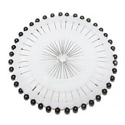 Cheap Black Pearl Pin (40PCS)