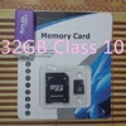 Cheap tf card 32gb original 64GB 16GB class 10 micro sd memory card with free gifts good card from Taiwan Province