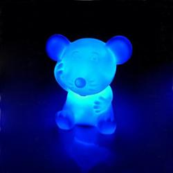 Cheap Rat Rotocast Color-changing Night Light