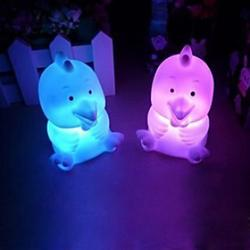Cheap Chick Rotocast Color-changing Night Light