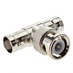 Cheap BNC 2Female to BNC 1Male Adapter