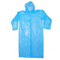Cheap Disposable Plastic Raincoat