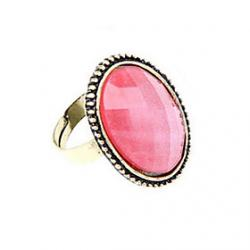 Low Price on European And American Retro Wild Flower Ring Hollow Oval Ring
