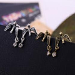 Cheap Fashion fashion accessories vintage stud earring female Factory Wholesale