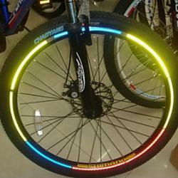 Cheap Bicycle Rim Reflection Paster