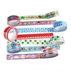 Low Price on Fancy Adhesive Tape(4 PCS Random Color)