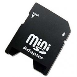 Cheap MicroSD to MiniSD Memory Card Adapter