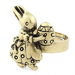 Cheap Rabbit Ring(Random Color)