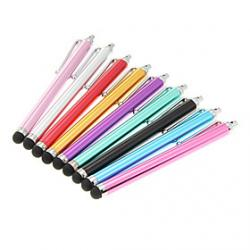 Cheap Tablet Stylus Touch Pen for Samsung Galaxy Tab/Kindle Fire/Google Nexus7/Xoom(Assorted Color)