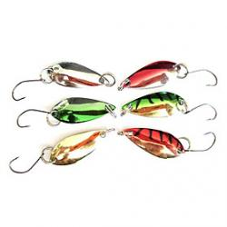 Cheap Fishing Hook Specially for Weever with Colorful Lure(2.5g, Color Ramdon)