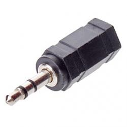Cheap 3.5mm Audio M/F Adapter