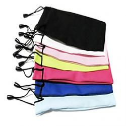 Cheap Simple Purity Waterproof Glasses Pocket/Mobile Phone Bag(Random Color)