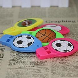 Low Price on Sports Soccer Children's Whistle(Random Color)