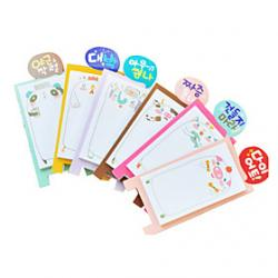 Cheap Animal Family Self-Stick Notes(Random Color)