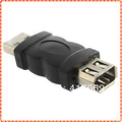 Cheap 1pcs New Firewire IEEE 1394 6 Pin Female to USB Male Adaptor Convertor wholesale Dropshipping