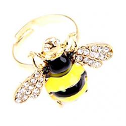 Low Price on Korean Fashion Open Ring - Bees