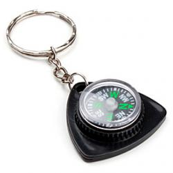 Cheap Triangle Compass with Keychain