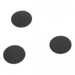 Cheap 3 X Black Analog Joy Stick Joystick Cap Cover Button For Sony Psp 1000 1001