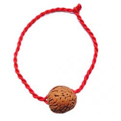 Cheap China Red Classic Red Rope Bracelet Symbolize Wealth and Walnuts