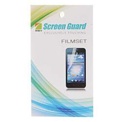 Cheap HD Screen Protector with Cleaning Cloth for Sony X10 mini
