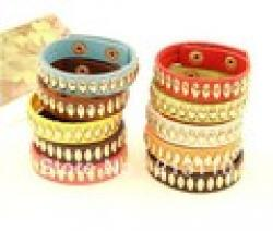 Cheap New Fashion Metal Gold Plating Bracelet Jewelry For Women