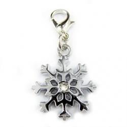 Cheap Snowflake Design Tag Accessory for Collars for Pets Dogs