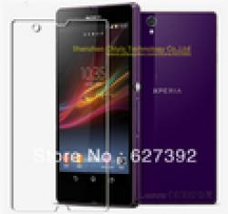 Cheap 1 x Matte Anti-glare Anti glare Screen Protector Film Guard Cover For Sony Xperia Z L36h C6602 L36i C6603 L36a C6606 Yuga Rex