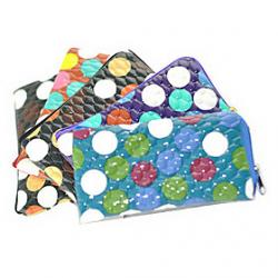 Low Price on Dot Pattern PU Leather Change Purse Cellphone Purse(Random Colors)