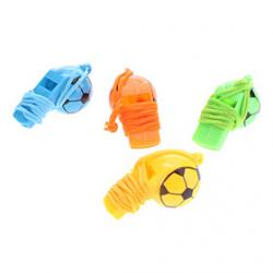 Cheap Football Whistle for Kids (Random Color)