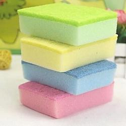 Cheap Colorful Rectangle Sponges(Random Color)