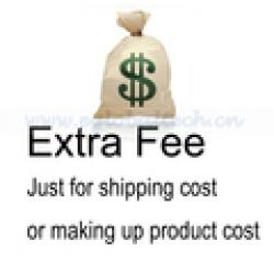 Cheap Extra Fee For Shipping Cost or Making Up Product Cost, Specail Payment Link for Extra Order Charge&Fees