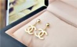 Cheap Freeshipping ( min order $10) 2013 fashion jewelry wholesale latest earrings droplet earrings letter earrings for women C006