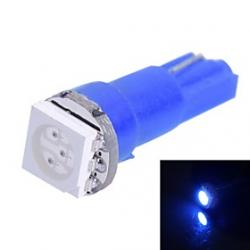 Cheap 0.25W T5 14LM 1x5050SMD LED Blue Light for Car Indicate Dashboard Width Lamps (DC 12V  1Pcs)