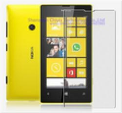 Cheap 2 x High Quality Clear Glossy Screen Protector Film Guard Cover For Nokia lumia 520 521 RM-917 N520 N521