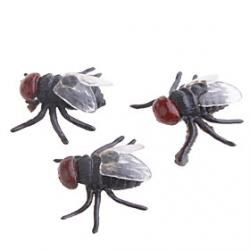 Cheap Realistic Rubber Flies